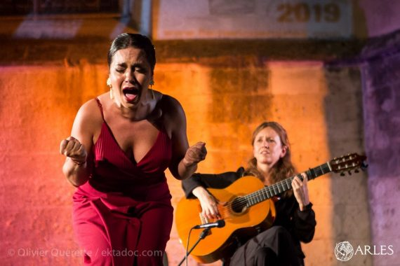 Le flamenco au féminin