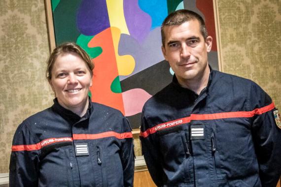 Pompiers : la caserne d'Arles change de têtes