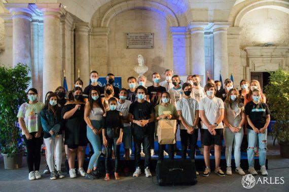 Concours de la Résistance : les collégiens d'Ampère se distinguent